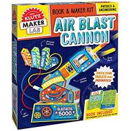 Klutz Klutz Maker Lab Build Your Own Air Blast Cannon