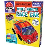 Klutz Klutz Maker Lab Wired Remote Race Car