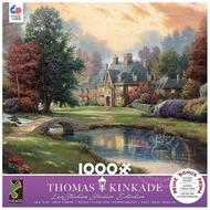 Ceaco Ceaco Thomas Kinkade Lakeside Manor Puzzle 1000pcs