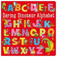 Make Believe Ideas Daring Dinosaur Alphabet