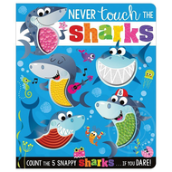 Make Believe Ideas Never Touch the Sharks!