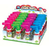 Toysmith Sidewalk Chalk Spray Assortment 0.35oz
