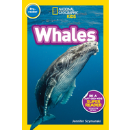 Random House National Geographic Readers Level Pre-reader: Whales