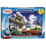 Ravensburger Ravensburger Thomas & Friends Glow in the Dark Giant Floor Puzzle 60pcs