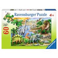 Ravensburger Ravensburger Prehistoric Life Puzzle 60pcs