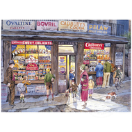 Gibsons Gibsons The Corner Shop Puzzle 500pcs