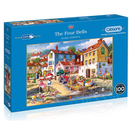 Gibsons Gibsons The Four Bells Puzzle 2000pcs