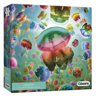 Gibsons Gibsons Jellyfish Puzzle 1000pcs