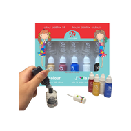 Suncoat Suncoat Girl Colour Creation Kit: Create Your Own Peelable Polish Colour