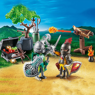 Playmobil Playmobil Starter Pack Knight's Treasure Battle