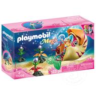Playmobil Playmobil Mermaid with Sea Snail Gondola