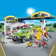 Playmobil Playmobil Gas Station