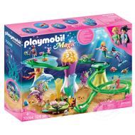 Playmobil Playmobil Mermaid Cove with Illuminated Dome