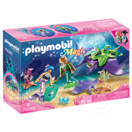 Playmobil Playmobil Pearl Collectors with Manta Ray