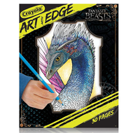 Crayola Crayola Art With Edge Fantastic Beasts Colouring Book