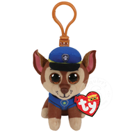TY TY Beanie Babies Paw Patrol Chase - Clip