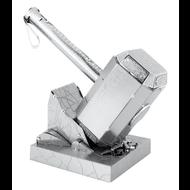 Fascinations Metal Earth Thor's Hammer Mjolnir Model Kit
