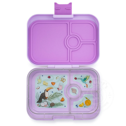 Yumbox YumBox Panino 4 Compartment - Lila Purple