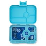Yumbox YumBox Tapas 4 Compartment - Nevis Blue
