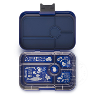 Yumbox YumBox Tapas 5 Compartment - Portofino Blue