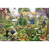 Gibsons Gibsons Green Fingers Puzzle 500pcs