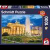 Schmidt Schmidt Brandenburg Gate, Berlin Puzzle 1000pcs