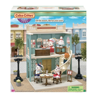 Calico Critters Calico Critters Town Delicious Restaurant