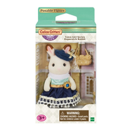 Calico Critters Calico Critters Town Girl Series Stella Hopscotch Rabbit