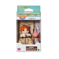 Calico Critters Calico Critters Town Girl Series Miranda Maple Cat