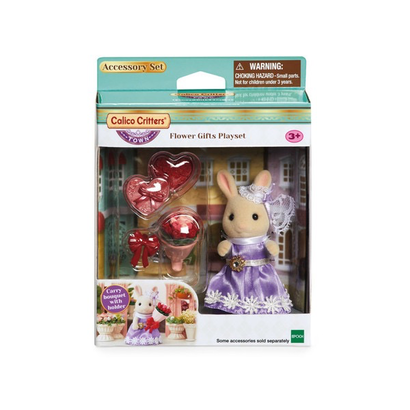 Calico Critters Calico Critters Town Flower Gifts Playset
