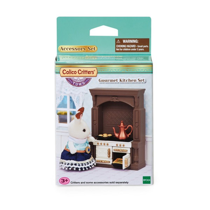 Calico Critters Calico Critters Town Gourmet Kitchen Set