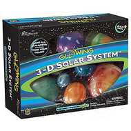 University Games Glowing 3-D Solar System