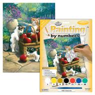 Royal & Langnickel Royal & Langnickel Painting by Numbers Bumper Crop
