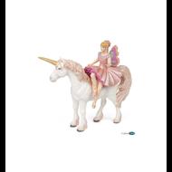 Papo Papo Elf Ballerina and her Unicorn