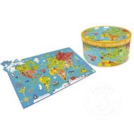 Educa Scratch Europe World Map XXL Puzzle 150pcs