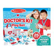 Melissa & Doug Melissa & Doug Get Well Doctor's Kit Play Set