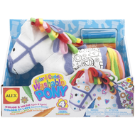 Alex Alex Color & Cuddle Washable Pony