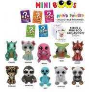 TY TY Mini Boos Collectibles Hand Painted Series 4