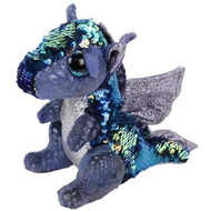TY TY Beanie Boos Flippables Sequin Kate Med