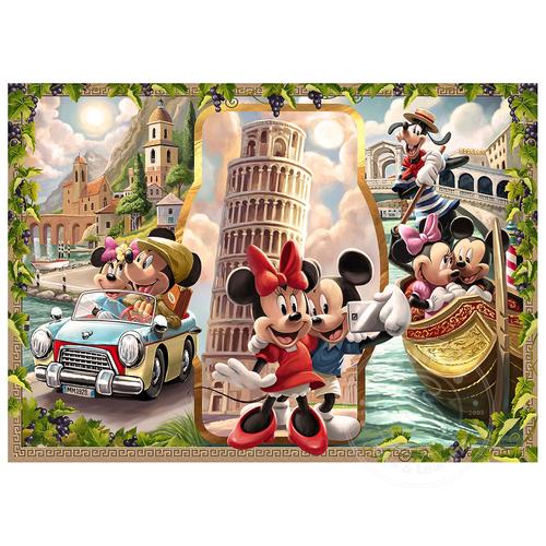 Ravensburger Ravensburger Vacation Mickey & Minnie Puzzle 1000pcs