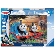 Ravensburger Ravensburger Thomas & Friends: Thomas in Africa Puzzle 100pcs XXL