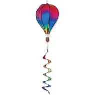 "Wavy Gradient Hot Air Balloon Hanging Spinner 16"""
