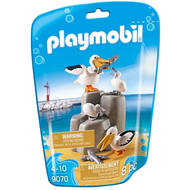 Playmobil Playmobil Pelican Family RETIRED