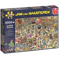 Jumbo Jumbo The Toy Shop Puzzle 1000pcs