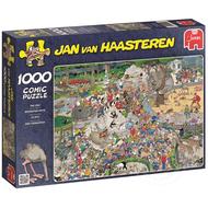 Jumbo Jumbo The Zoo Puzzle 1000pcs