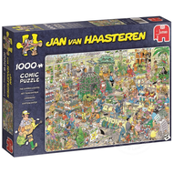 Jumbo Jumbo The Garden Centre Puzzle 1000pcs