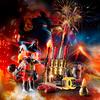 Playmobil Playmobil Novelmore Burnham Raiders Fire Master