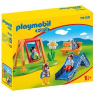 Playmobil Playmobil 123 Children's Playground