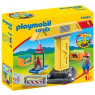 Playmobil Playmobil 123 Construction Crane