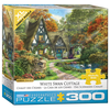 Eurographics Eurographics White Swan Cottage XL Family Puzzle 300pcs
